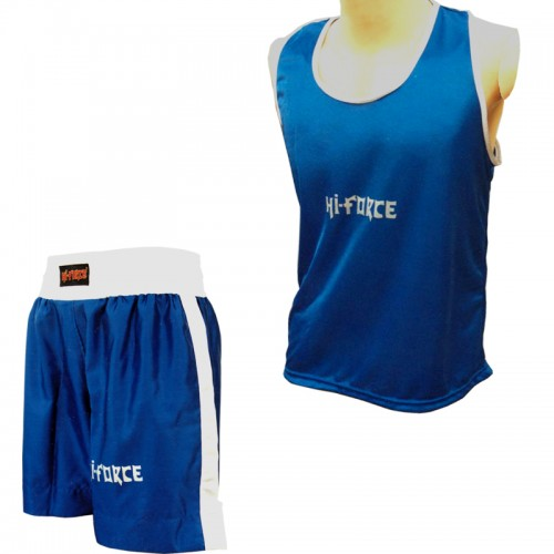 Boxing Vest & Short 18-381